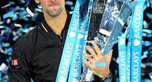 Tennis, ATP Finals Londra: Novak Djokovic sul trono d'Inghilterra!